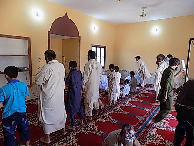 صورة مسجد المغفور له بإذن الله محمد خالد زيد الجبري (ق/م 151)