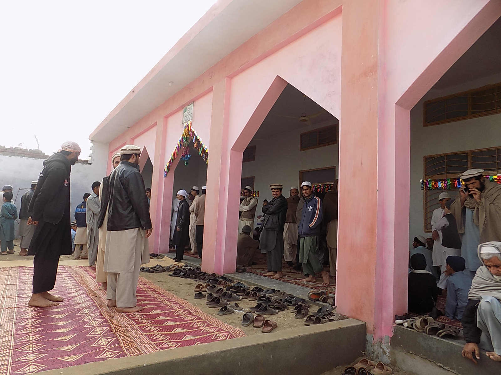 صورة مسجد المغفور له بإذن الله محمد بن إبراهيم بن خميس النفيعي (ق/م 174)
