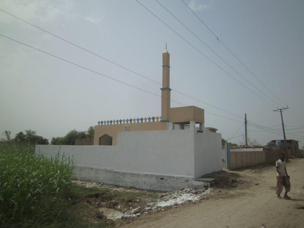 Photo of مسجد موضي بنت سليمان بن عمران ووالديها وزوجها وذريتها ومن له حق عليها  (ق/م 277)