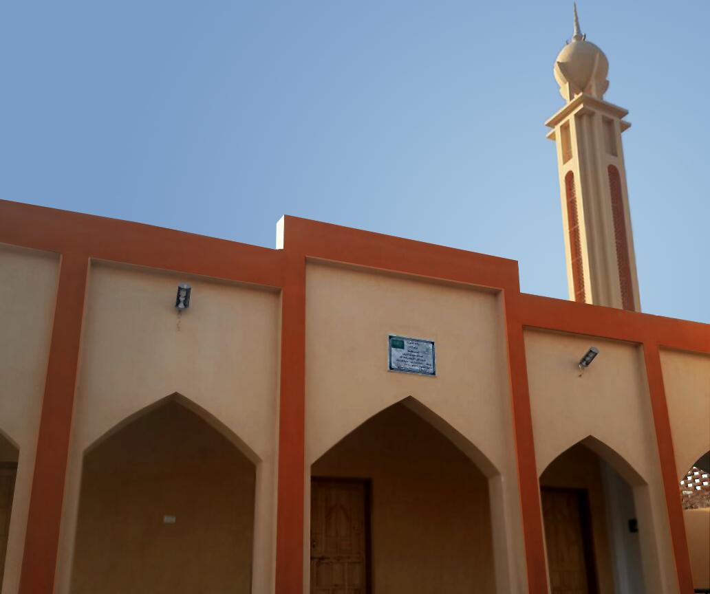 Photo of مسجد عبد الله سليمان الدريب , حميد دخيل الشيحه رحمه الله (ق/م 152)